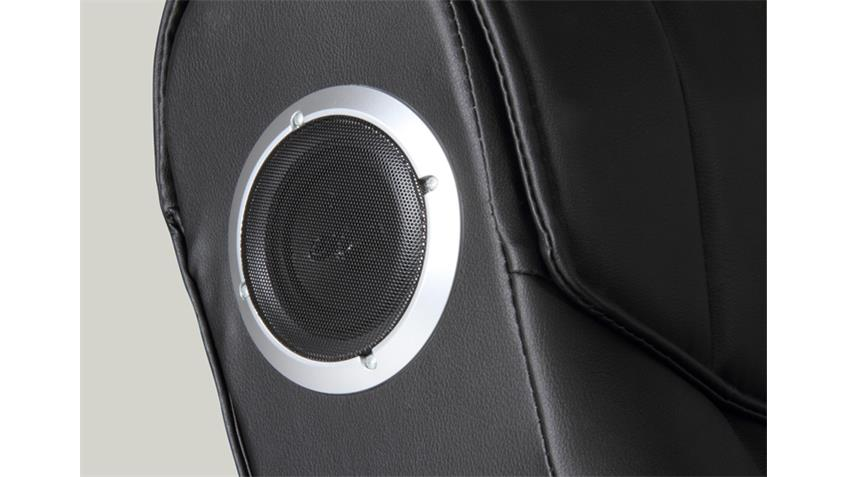 Gaming Chair SOUNDZ für Playstation XBOX Wii in schwarz