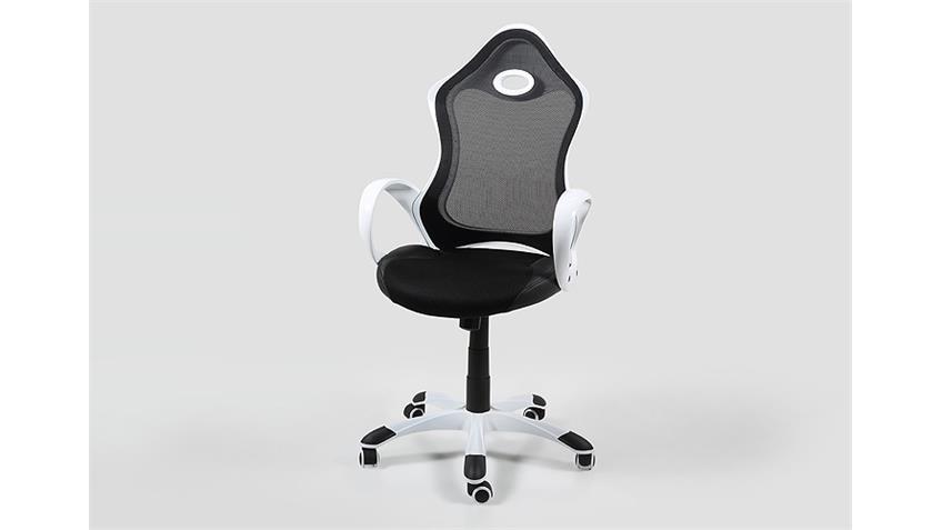 Bürostuhl ORCUS Schreibtischstuhl Stuhl Officestuhl schwarz