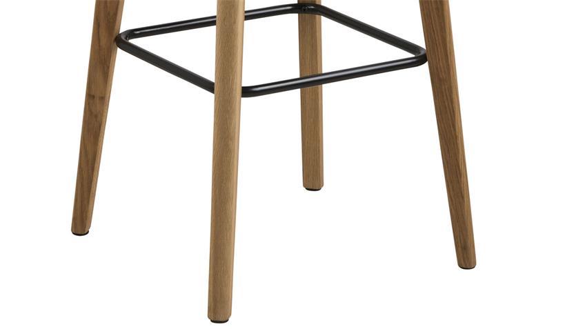 Bar-Set KYRA CHARA 3-tlg. Bistrotisch und 2 Barhocker
