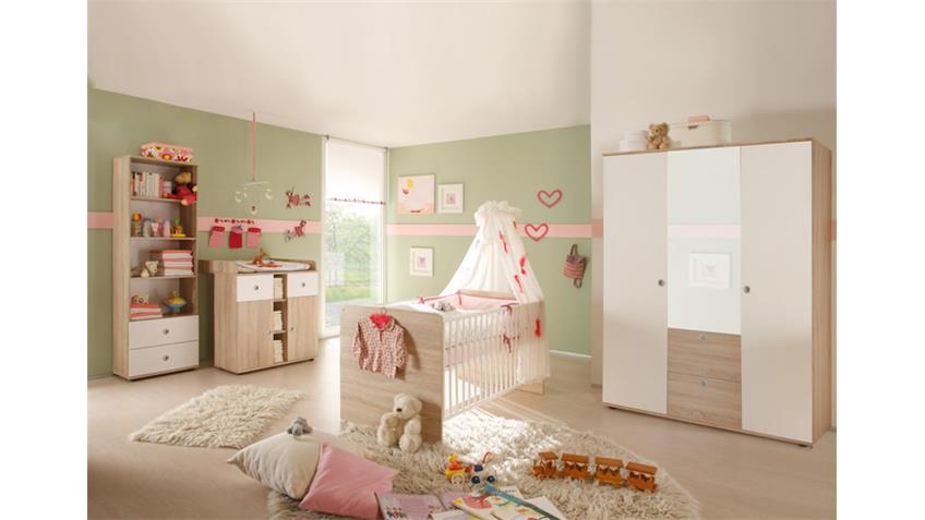 Wickelkommode WIKI Babyzimmer in Sonoma Eiche sägerau