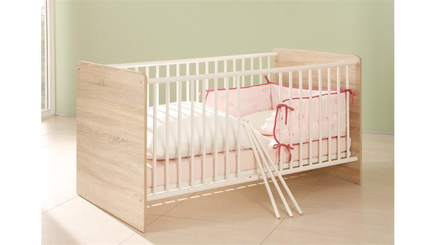Babyzimmer WIKI 3-teilig Sonoma Eiche Sägerau