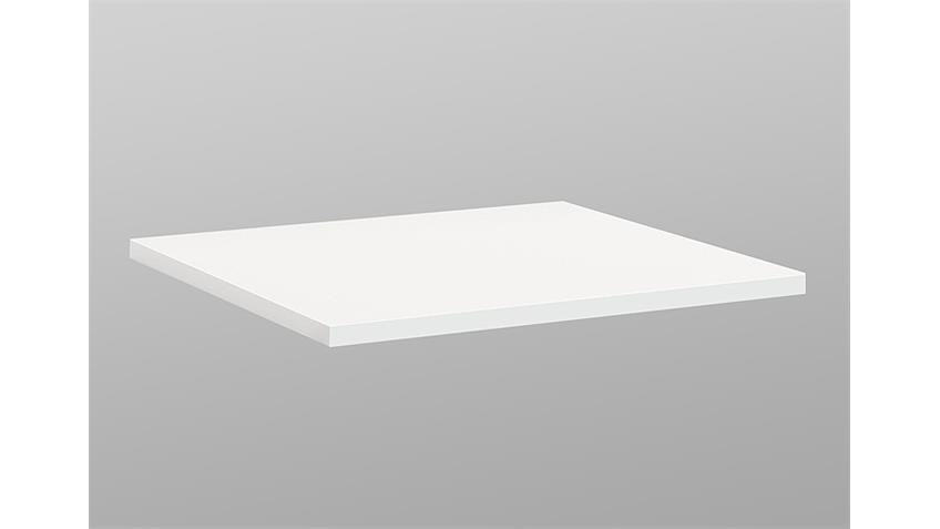 Einlegeböden 105,5x48 cm passend für Kleiderschrank 215 cm, 2er Set