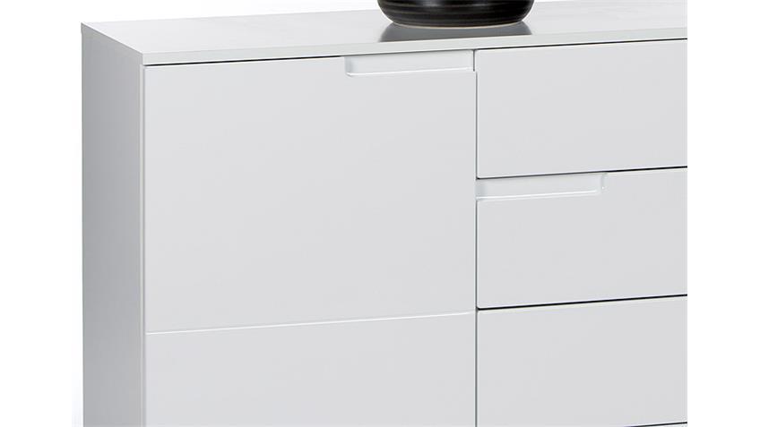 Sideboard SPICE 8 Kommode Anrichte weiß 165 cm breit