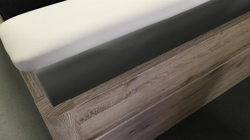 Schlafzimmer Set Penta 5 Mars XL in Sandeiche weiß