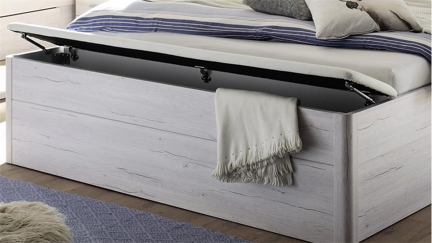 Schlafzimmer Set Penta 5 Mars XL in Weißeiche weiß
