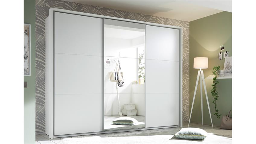schwebet renschrank bravo kleiderschrank 3 trg wei. Black Bedroom Furniture Sets. Home Design Ideas