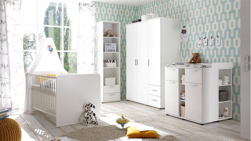 kleiderschrank bibo schrank dreht renschrank 3 t rig wei babyzimmer. Black Bedroom Furniture Sets. Home Design Ideas