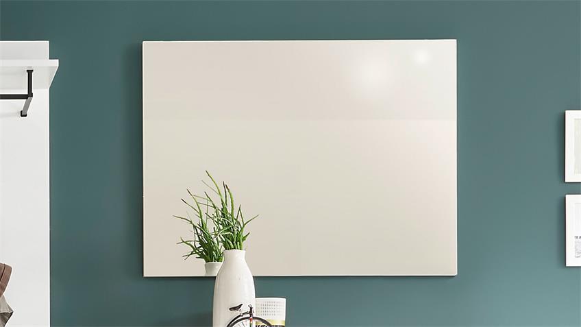 Spiegel NYON Flurspiegel Wandspiegel 80x60 cm rahmenlos