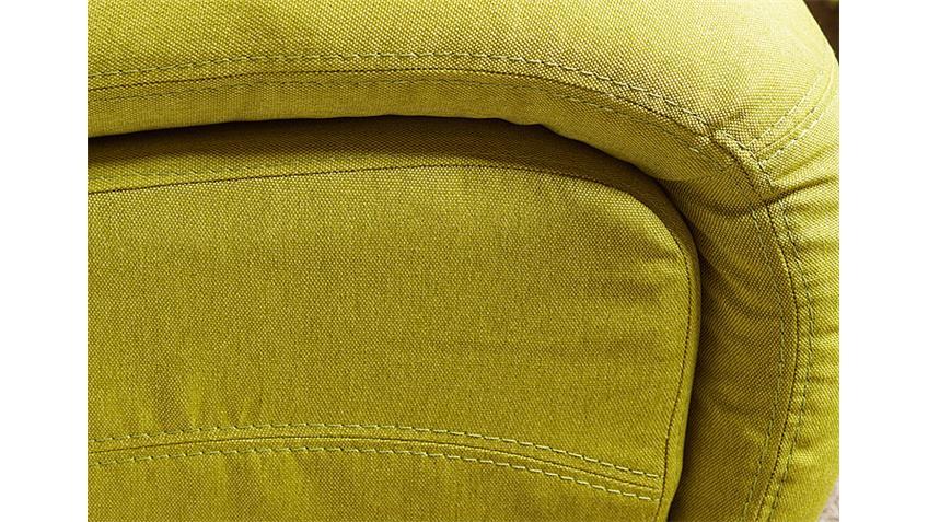 Ecksofa CEYLON Eckgarnitur Sofa Wohnlandschaft in grün pink