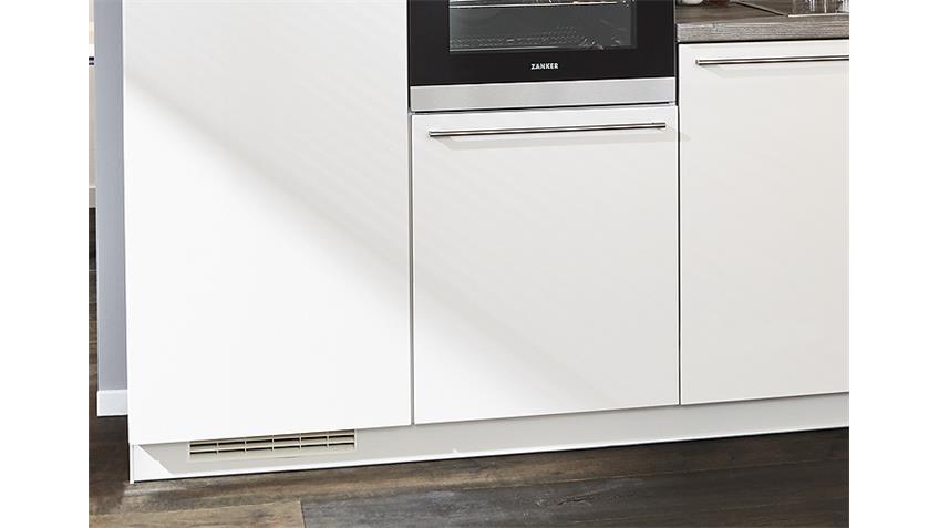 Brigitte Einbauküche L-Küche inkl. E-Geräte 1511