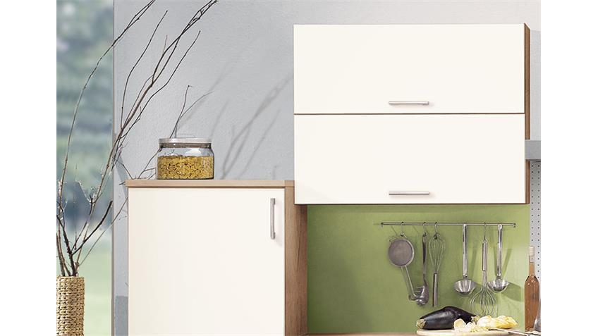 Brigitte Einbauküche Insel-Küche  inkl. E-Geräte 607