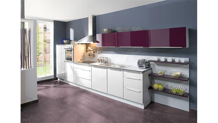 brigitte einbauk che k chenzeile inkl e ger te 974. Black Bedroom Furniture Sets. Home Design Ideas