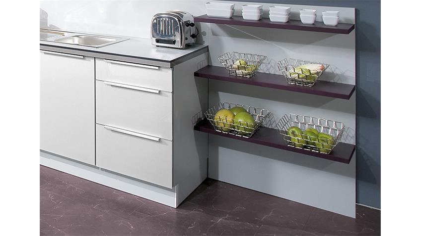 Brigitte Einbauküche Küchenzeile   inkl. E-Geräte 974