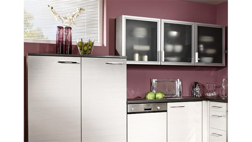 Brigitte Einbauküche Küchenzeile  inkl. E-Geräte 967