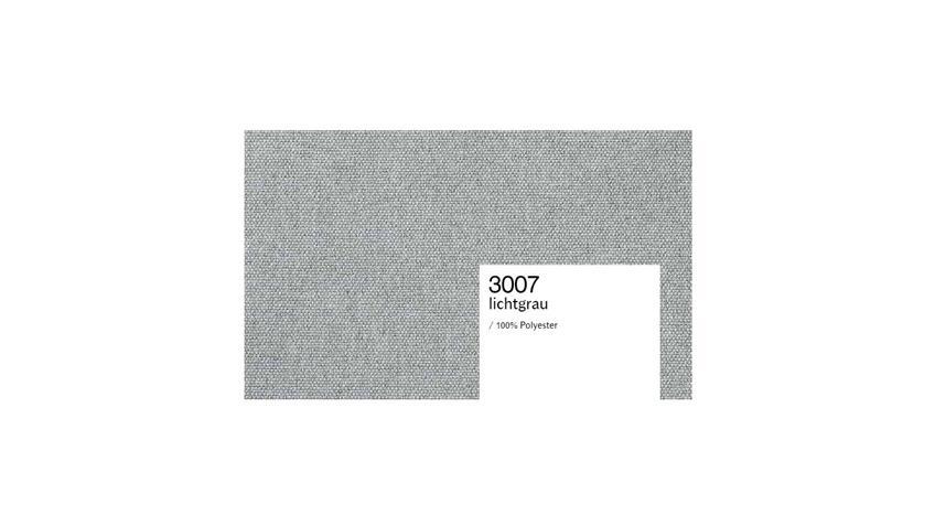 Sofa Freistil 180 lichtgrau Bezug Stoff Breite 180 cm Rolf Benz