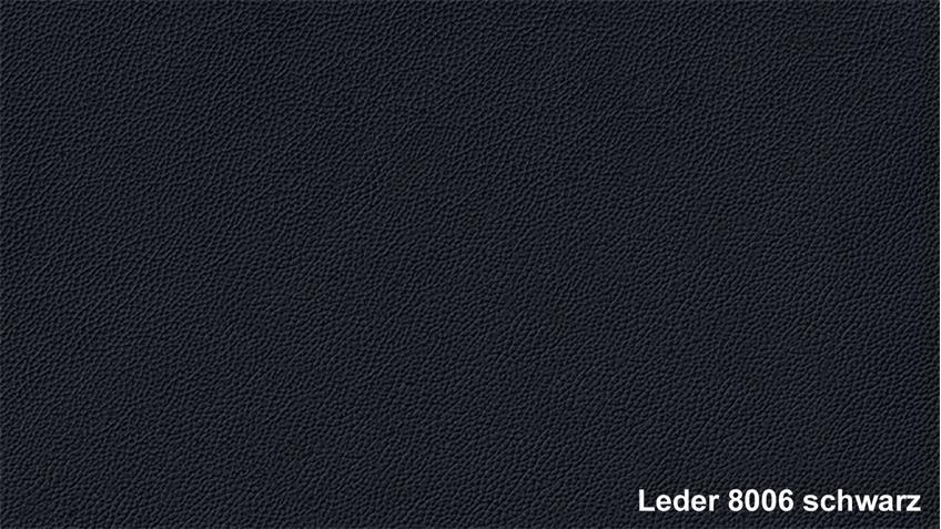 S Rolf Benz Freistil Longchair LC-AT 163 schwarz