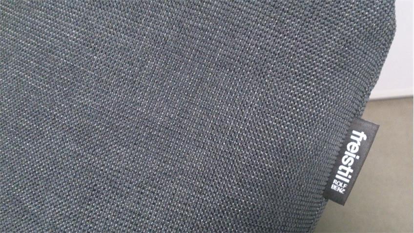 longchair freistil 163 rolf benz relaxliege stoff grau. Black Bedroom Furniture Sets. Home Design Ideas