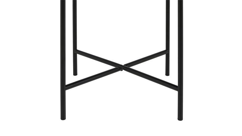 couchtisch molly 28 runder tisch schwarz lackiert. Black Bedroom Furniture Sets. Home Design Ideas