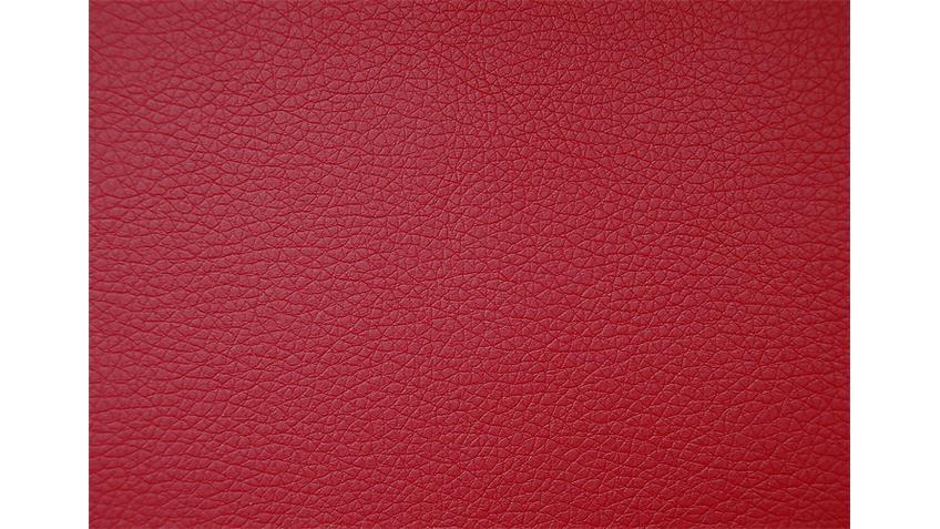 Wohnlandschaft MOBILE Rot cherry 277x212