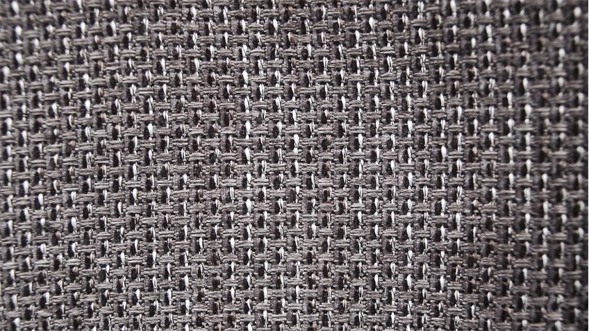 Ecksofa MADEIRA schwarz beige inkl. Nosagfederung 246x213