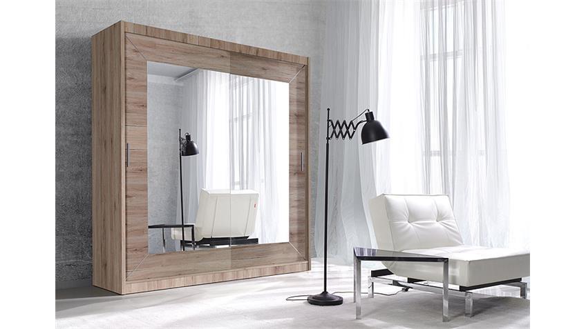 schwebet renschrank alfa san remo eiche hell 180 cm. Black Bedroom Furniture Sets. Home Design Ideas