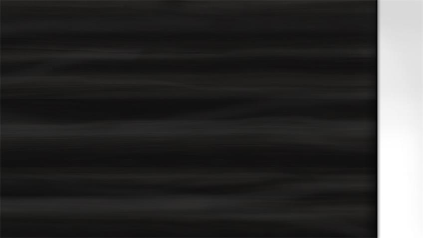 Bettanlage CAROLIN weiß Nussbaum schwarz 180x200 cm