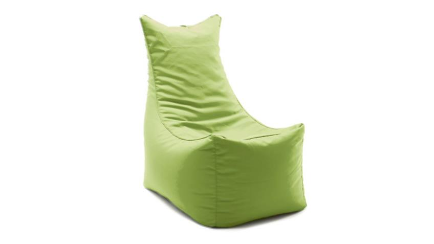 Sitzsack Cubic Seat apfelgrün Sitting Bull Sitzkissen Indoor
