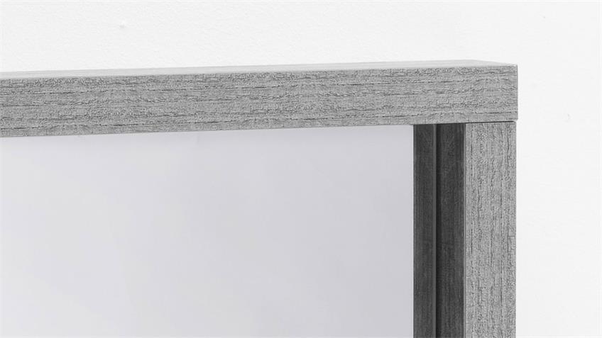Wandspiegel LaFabrica Flurspiegel Spiegel Betonoptik grau