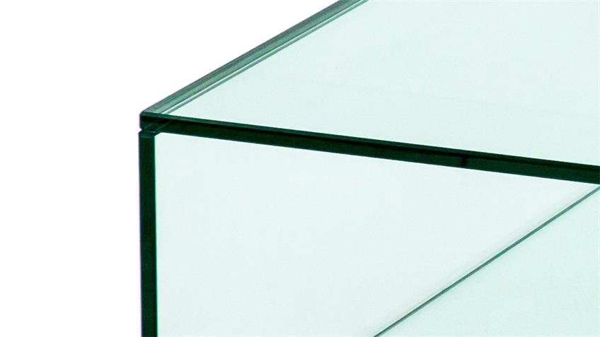 Couchtisch TEMPORA aus ESG Glas 10 mm Beistelltisch