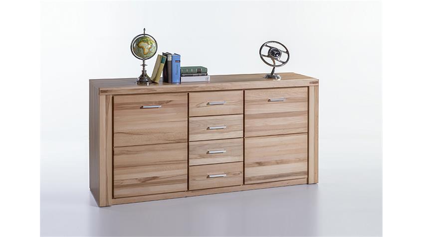 sideboard tabea kommode anrichte kernbuche teil massiv. Black Bedroom Furniture Sets. Home Design Ideas