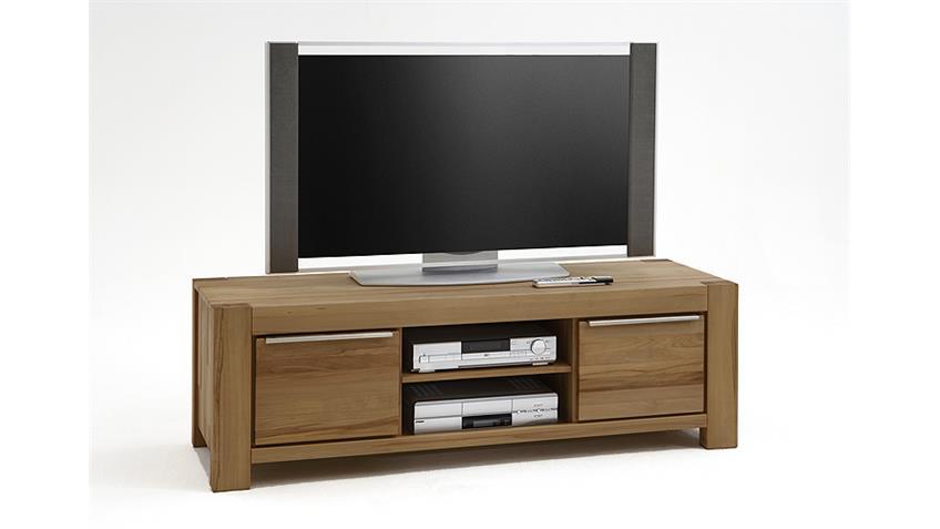 TV Board NENA Lowboard Kommode in Wildeiche massiv geölt