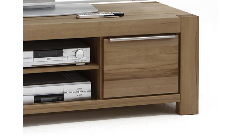 tv board nena lowboard kommode in wildeiche massiv ge lt. Black Bedroom Furniture Sets. Home Design Ideas