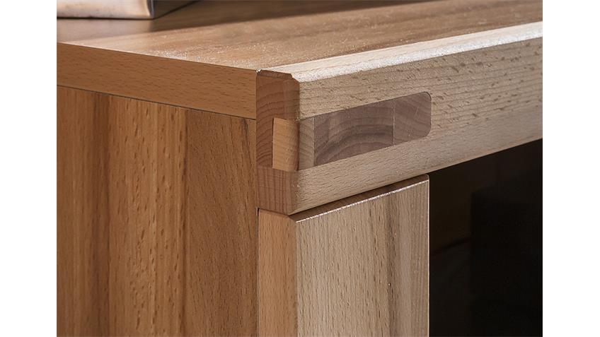 Regal TABEA Bücherregal Holz Kernbuche teilmassiv 66 cm