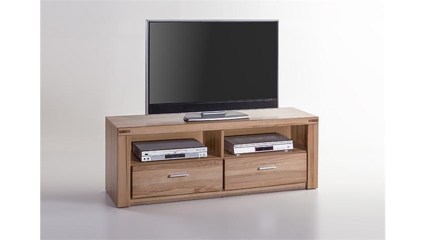 TV-Kommode TABEA TV-Board Kernbuche teilmassiv 138 cm