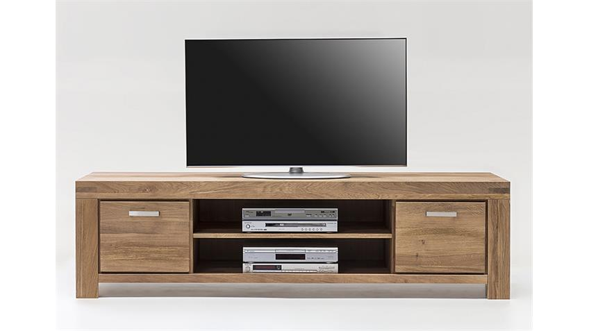 tv kommode 4 kira tv board in wildeiche massiv ge lt. Black Bedroom Furniture Sets. Home Design Ideas