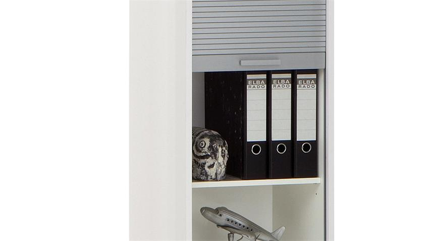 Rolladenschrank PROFI 33 Schrank Jalousieschrank in weiß