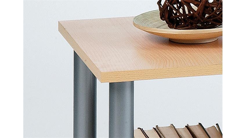 Beistelltisch JANGO 11 Tisch Nachtkommode in Buche Dekor