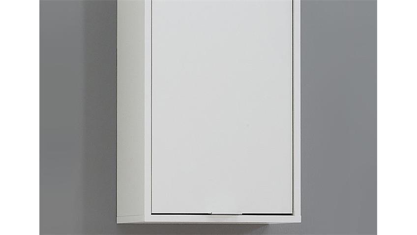 Hängeschrank ZAMORA Wandschrank Badezimmerschrank weiß