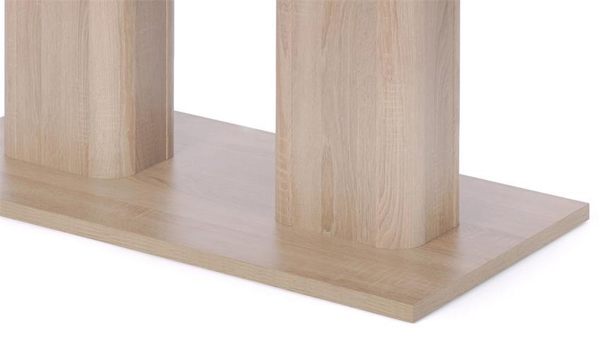 Esstisch HEIDELBERG  Sonoma Eiche ausziehbar 140-220x90 cm