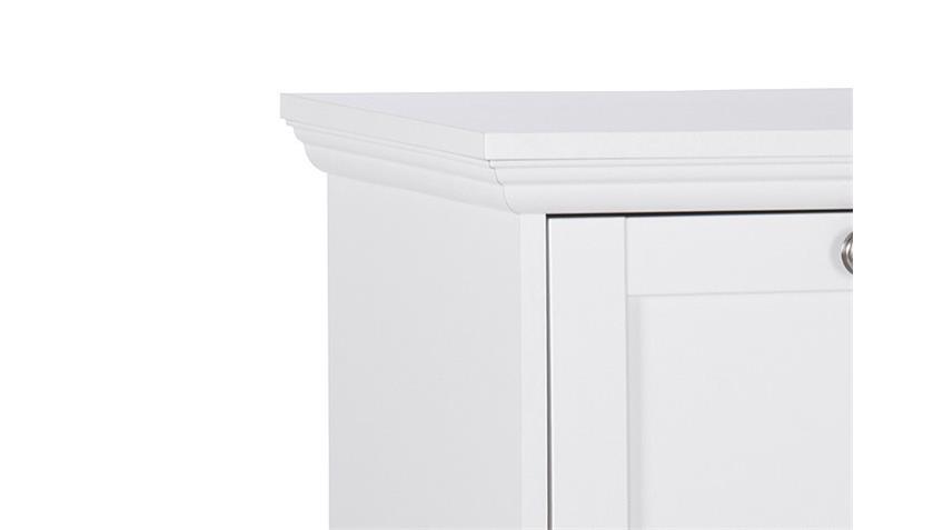 Kommode LANDWOOD 15 Anrichte Sideboard in weiß Dekor
