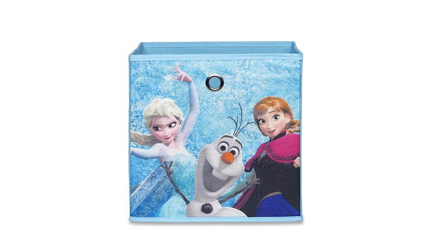 Faltbox FLORI 1 Faltkiste Disneybox Frozen 32x32x32 cm
