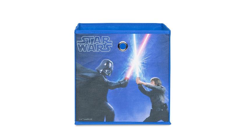 Faltbox FLORI 1 Faltkiste Disneybox Star Wars 32x32x32 cm