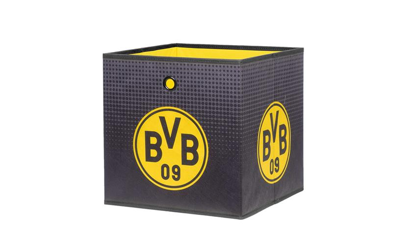 BVB 09 Aufbewahrungsbox Faltbox Borussia Dortmund