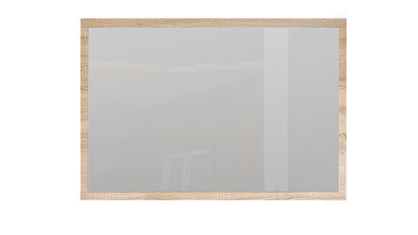 Spiegel COMBINO Wandspiegel in Sonoma Denver Eiche 120 cm