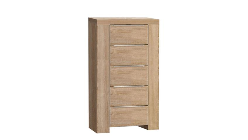 Kommode CALPE Highboard in Sonoma Eiche sägerau 64cm