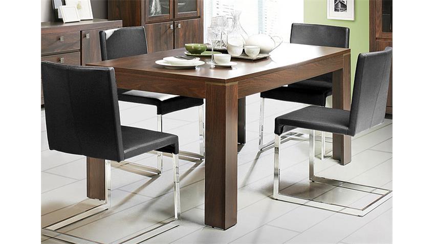 esstisch indigo eiche durance 160 206x90. Black Bedroom Furniture Sets. Home Design Ideas