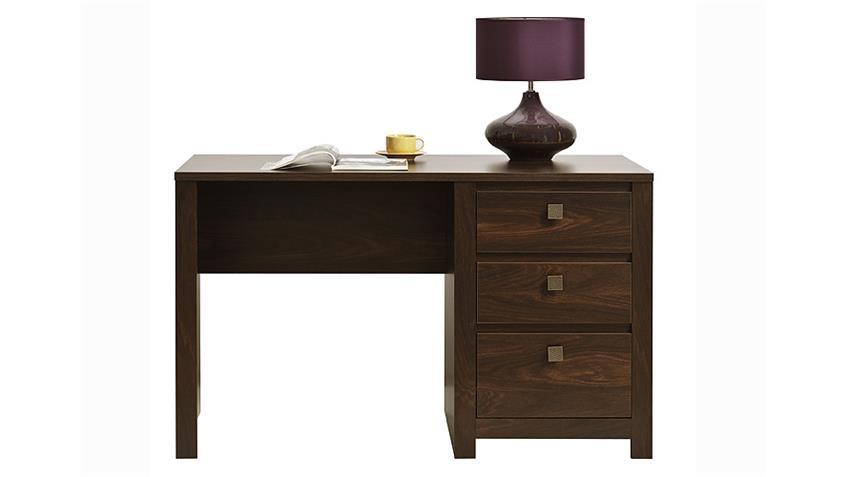 Schreibtisch INDIGO Computertisch Tisch in Eiche Durance