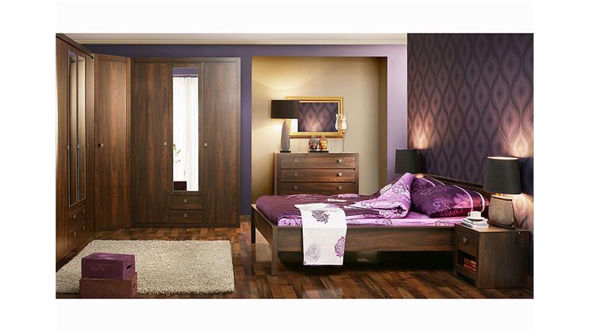 Schlafzimmer-Set II INDIGO Eiche Durance