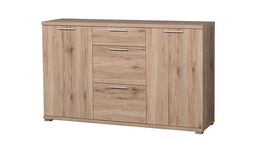Sideboard 1 TOP in Sanremo Eiche Germania
