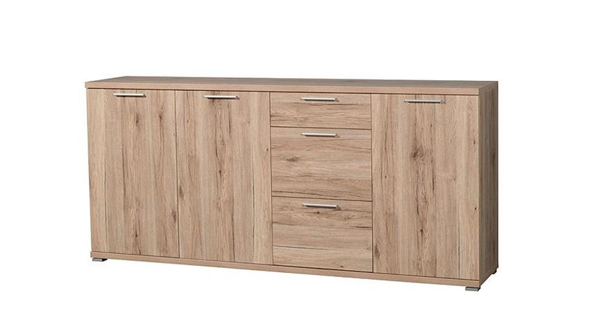 Sideboard 2 TOP in Sanremo Eiche Germania